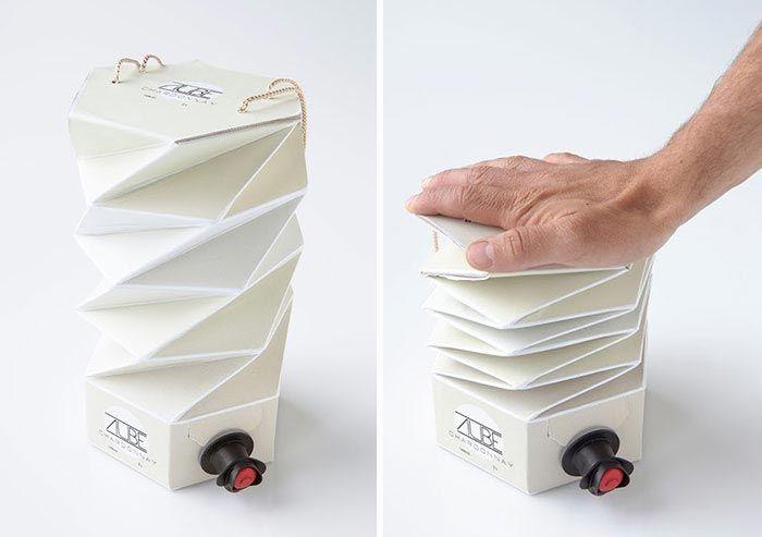 """Как выглядит """"интерактивная"""" упаковка?"""