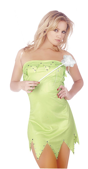 """платье """"пикси"""" для Тинк"""