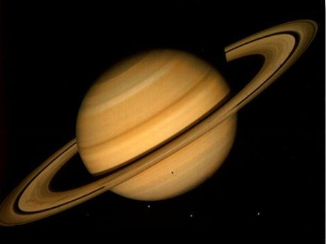 Вид из катадиоптрического телескопа