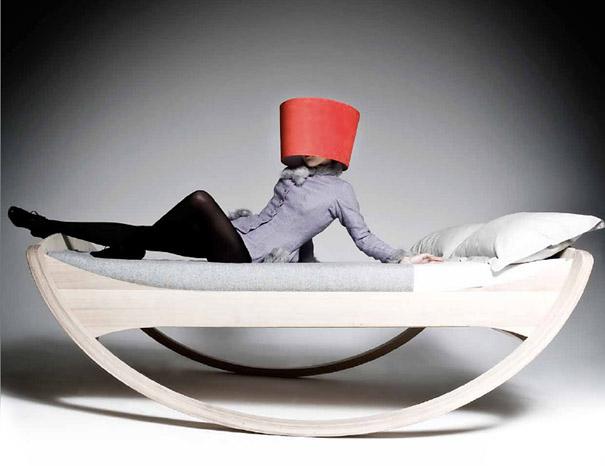 Кровать-качалка «Личное облако» - необычные и оригинальные кровати