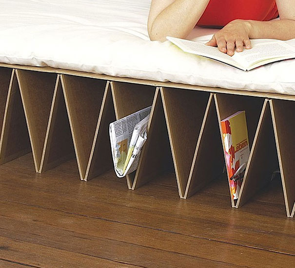Картонная кровать «Itbed».