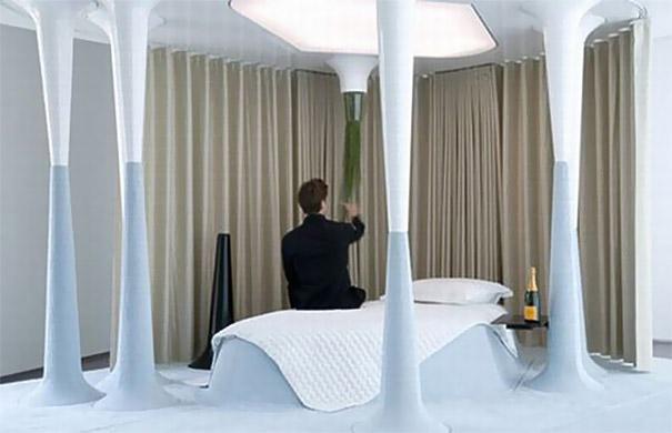 Современная терапия для лечения бессонницы - кровать, разработанная в содружестве с врачом