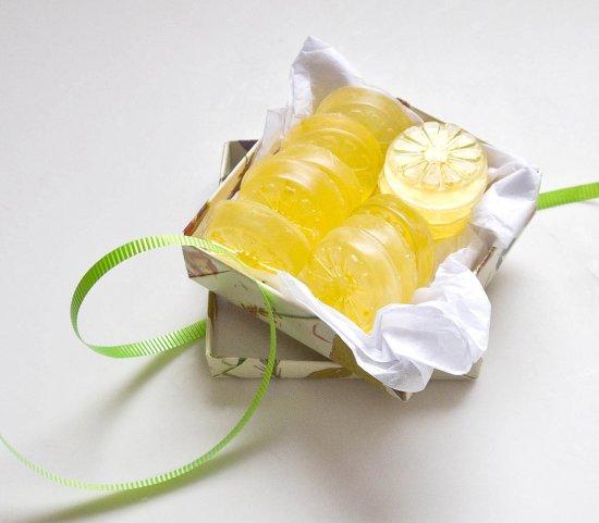 Как сделать цитрусовое мыло