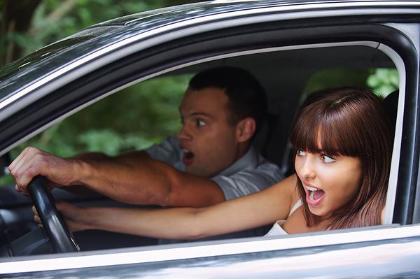 Как перестать постоянно попадать в аварии?