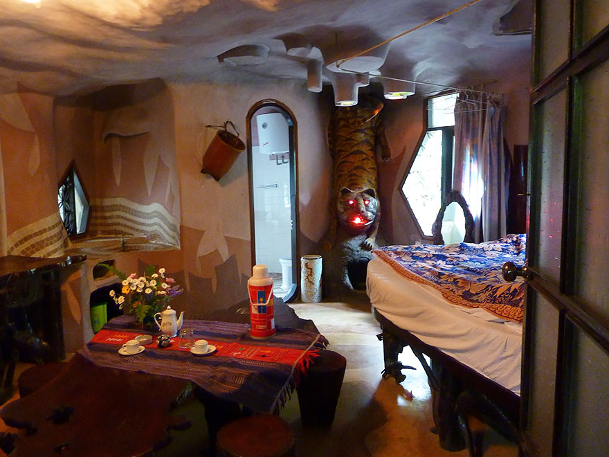 «Гостевой дом Ха Нга» (Hang Nga Guesthouse), Вьетнам - номер