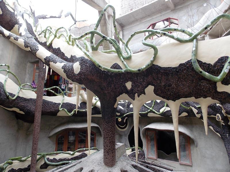 «Гостевой дом Ха Нга» (Hang Nga Guesthouse), Вьетнам - внутреннее убранство