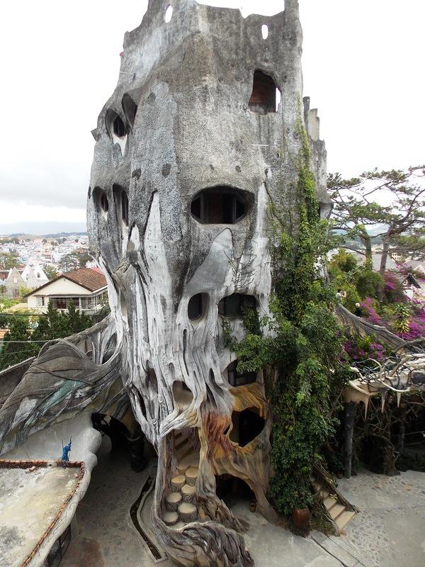 «Гостевой дом Ха Нга» (Hang Nga Guesthouse), Вьетнам, внутренний дворик