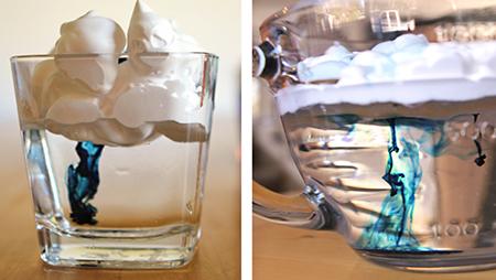 Как создать «бурю в стакане»: имитируем 3D облака и дождливый день
