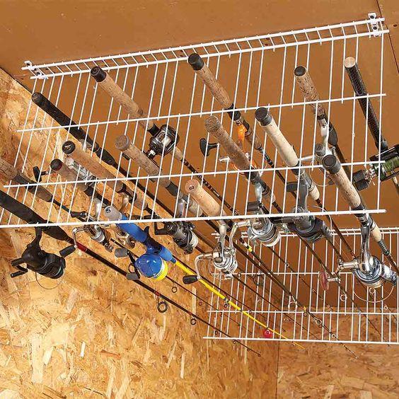 Как использовать самые крутые лайфхаки для хранения мужских инструментов
