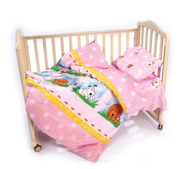 Как обустроить кроватку для малыша?