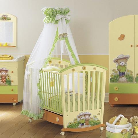 Как обустроить детский уголок для новорожденного?