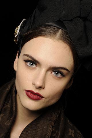 цыганский макияж