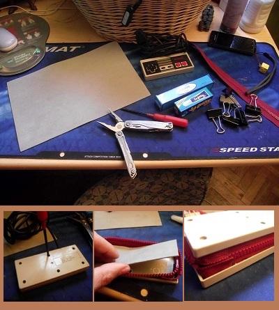 Как сделать кошелек из джостика