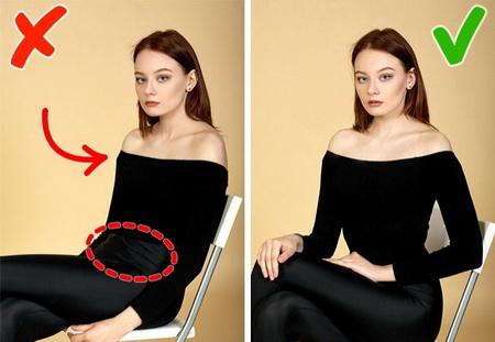 Как правильно позировать для фото, чтобы получиться красивой?