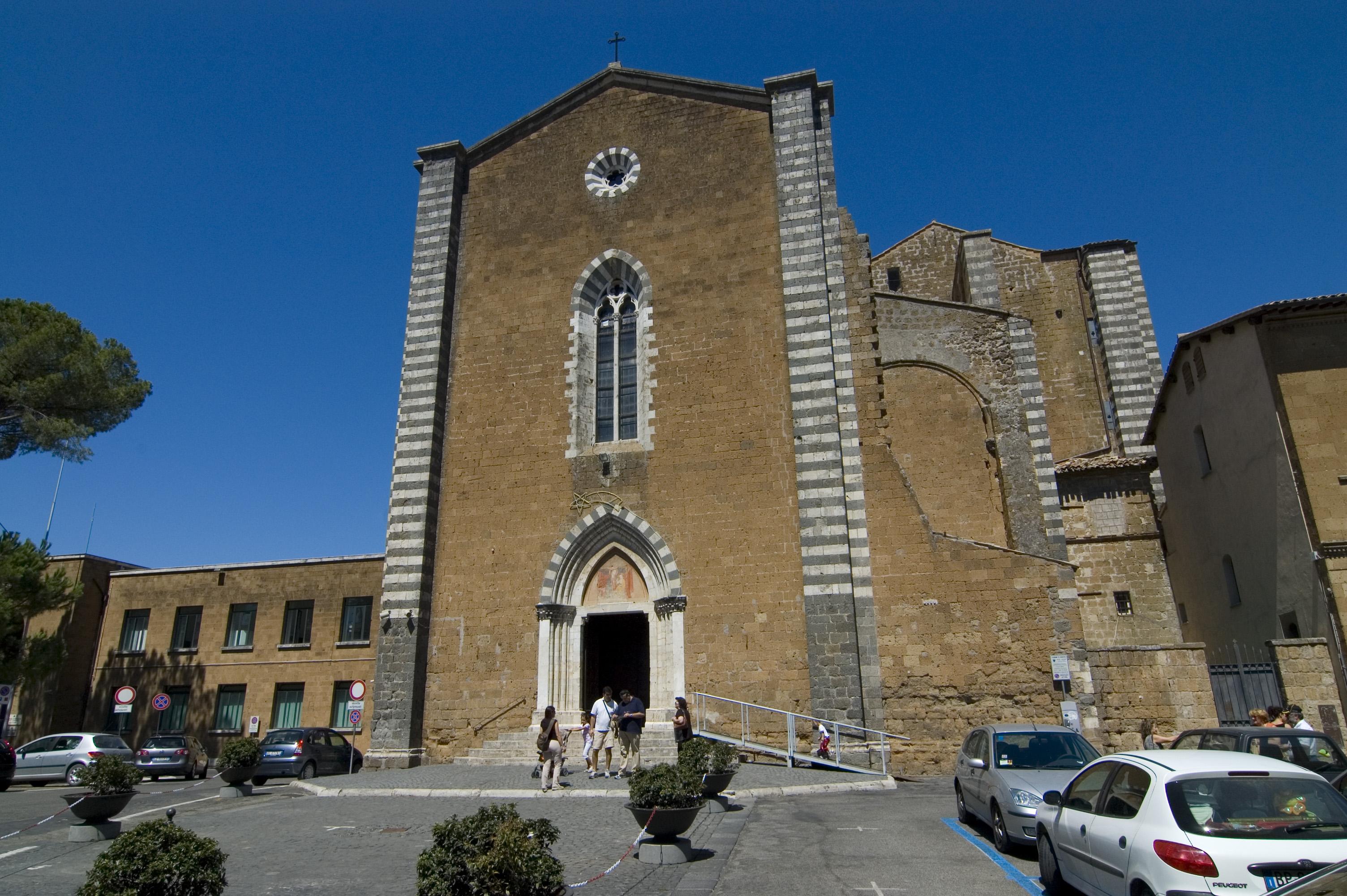 Орвието Церковь Святого Доминика