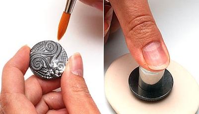 Как сделать красивые бусины из полимерной глины