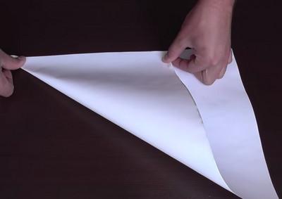 Как сделать воздушный змей из бумаги-1