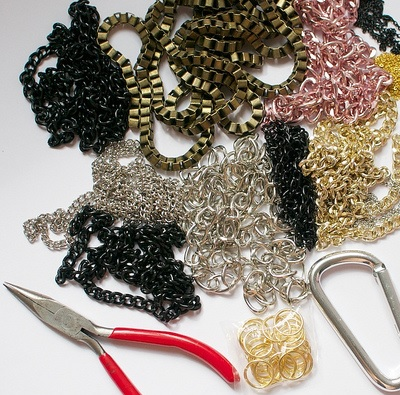 Как сделать модное молодежное украшение