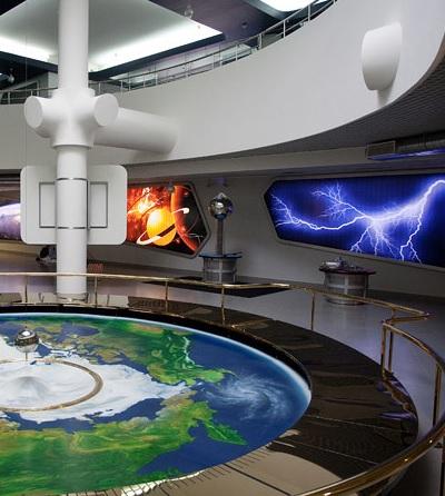 Как создавался московский планетарий