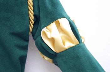 Как сделать костюм Мериде («Храбрая сердцем»)