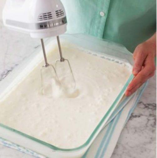 Как приготовить мороженое без мороженицы