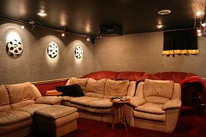 Как выбрать мягкую мебель для домашнего кинотеатра?
