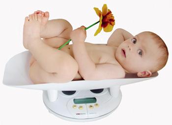 Как выбрать детские весы
