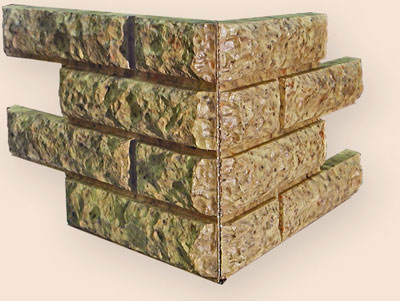 Как отделать помещение декоративным облицовочным камнем? Часть 1