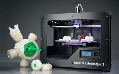 печать на 3D принтере сложного двуцветного объекта