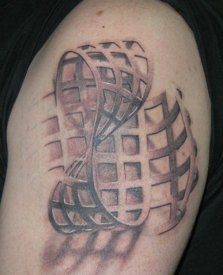 3D (объемные) и фото-татуировки: