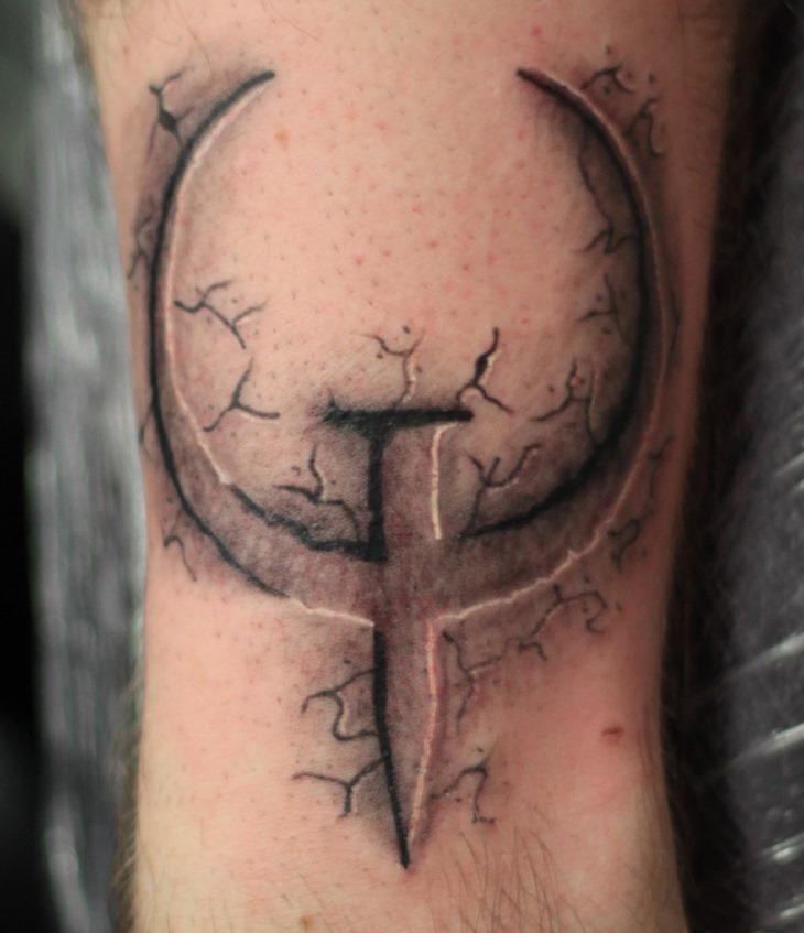 3D (объемные) и фото-татуировки: клеймо, врезанное в кожу