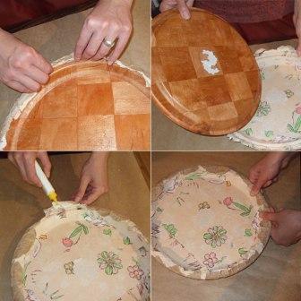Как сделать папье-маше