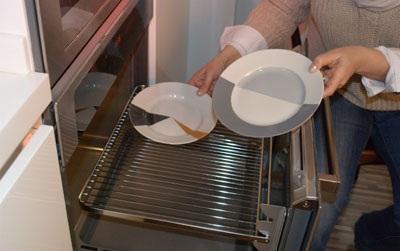 Как расписать тарелку