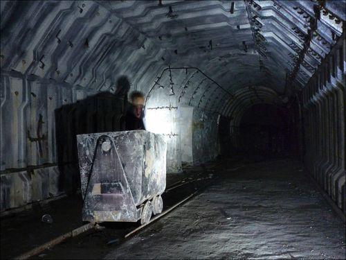 заброшенна шихта метро туннель диггерам
