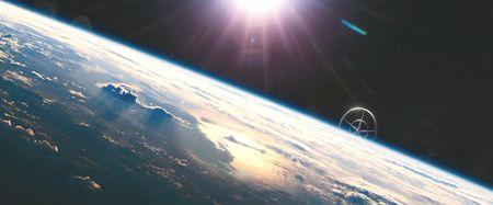 космос, космическая станция Элизиум