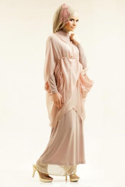 Как выглядит свадебный хиджаб