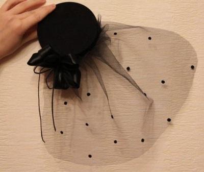 Как сшить ретро-шляпку