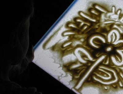 Как рисовать песком на стекле