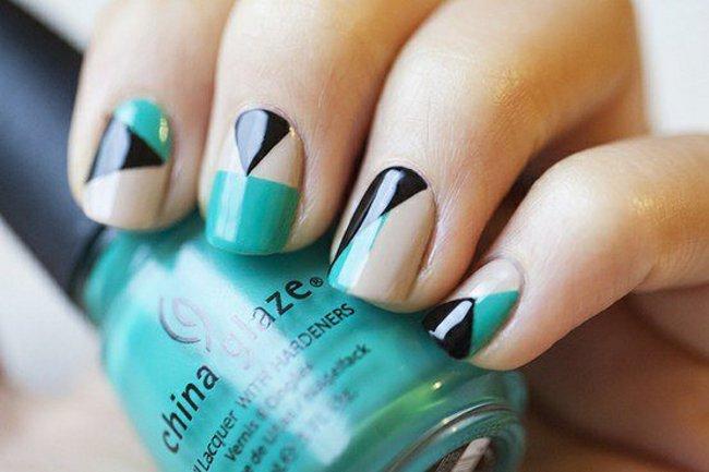 Как необычно накрасить ногти