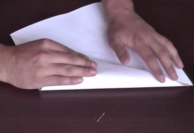 Как сделать воздушный змей из бумаги-2