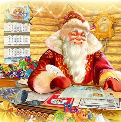 Как написать письмо Деду Морозу