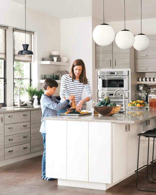 Как избежать дизайнерских ошибок при ремонте кухни