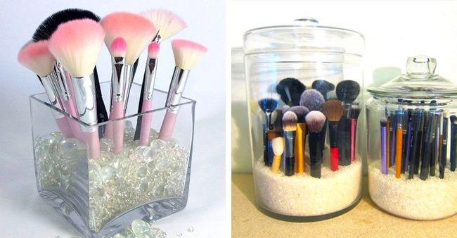 Как использовать самые крутые лайфхаки для хранения косметики