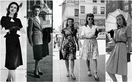 Как одеваться в стиле ретро