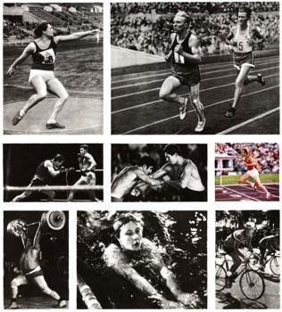 спортсмены прошедших лет
