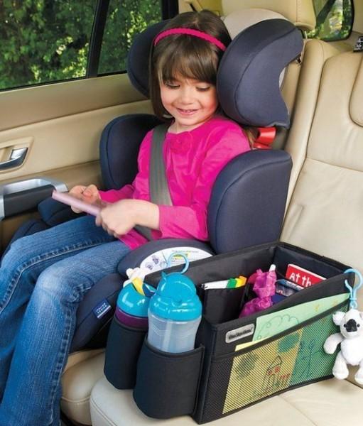 Как правильно организовать дальнюю поездку с ребёнком на автомобиле?