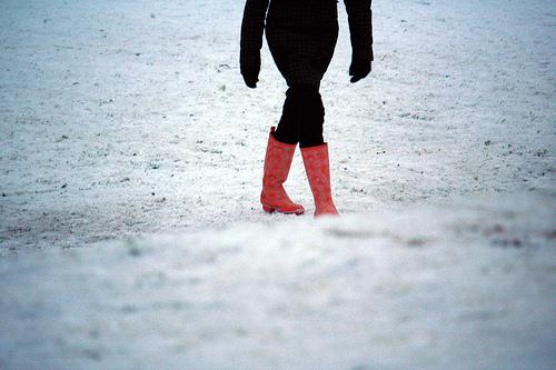 Как согреть мёрзнующие ноги?