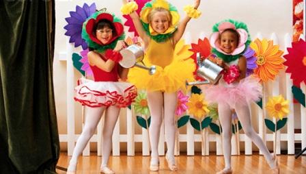 Как поставить домашний спектакль для детей