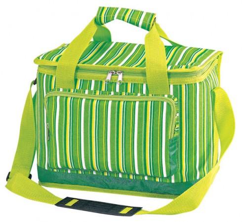 Изотермическая сумка-холодильник артикул Материал - полиэстер.