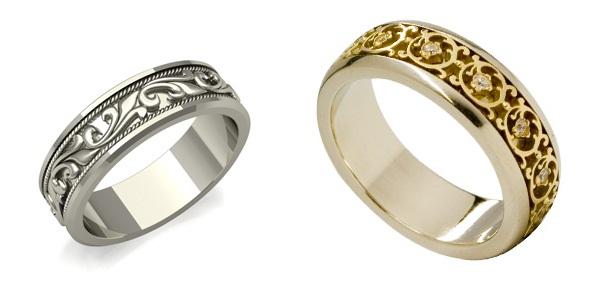 Как выбрать идеальные обручальные кольца